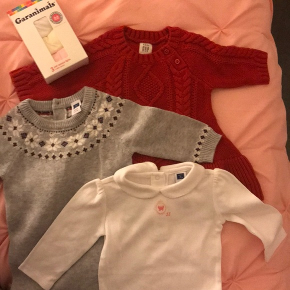 Janie and Jack Other - Winter baby starter set. .